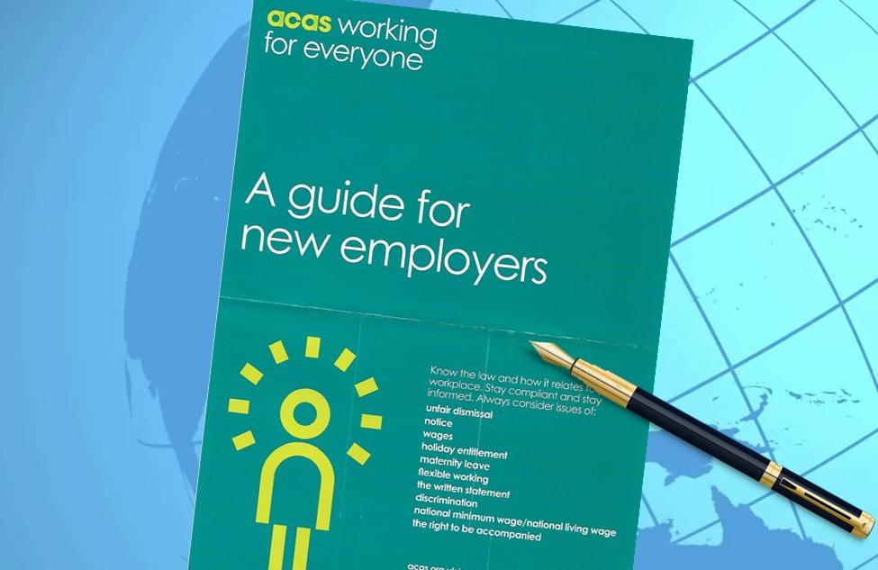 Image of ACAS leaflet